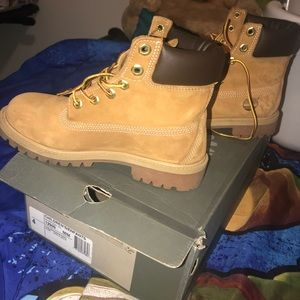Timberland boots brand new with original box